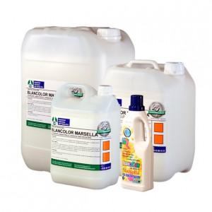 BLANCOLOR MARSELLA, Detergente líquido color Marsella para limpieza manual o máquina