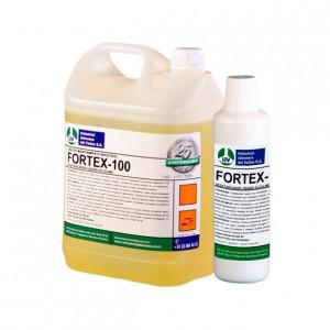 FORTEX-100, Desatascador base alcalino