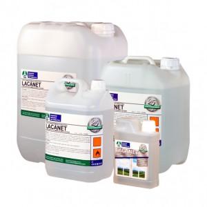 LACANET, Limpiador recuperador para aluminio blanco lacado