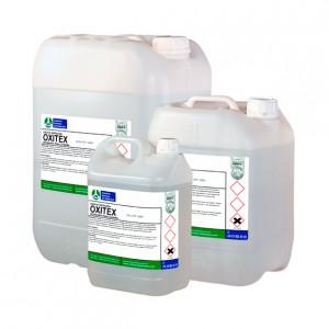 OXITEX, Eliminador de óxido en textiles(manchas de hierro)