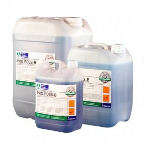 PRO FOSS B, Desodorizante bioquímico de fosas sépticas