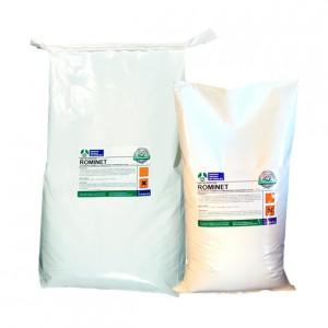 ROMINET, Detergente en polvo concentrado con oxígeno activo