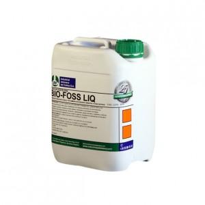 BIO FOSS LIQ, Compuesto biológico desodorizante para desagües y agua residuales