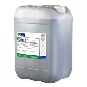 COMPLET, Detergente líquido 2 en 1 lavadora industriales