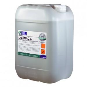 LIQUIMAQ A, Detergente líquido alcalino lavadoras industriales