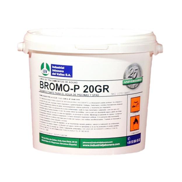 Comprar desinfectante de agua para piscinas y spas 5kg 4 for Bromo para piscinas
