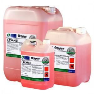 LAVANET, Detergente de baja espuma neutralizador de olores para limpieza general de embarcaciones