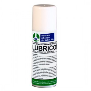 LUBRICOR CR, Aceite de corte y roscado