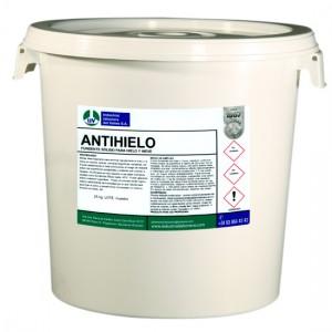 ANTIHIELO, Fundente sólido para hielo y nieve