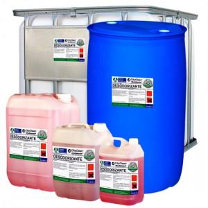 DESODORIZANTE, Desodorizante para contenedores de residuo