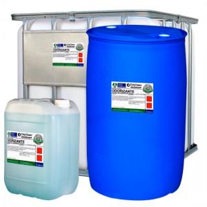 ODORIZANTE, Odorizante para contenedores de residuo