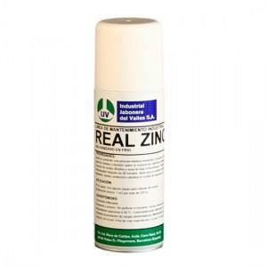 REAL ZINC, Galvanizado plata en frío