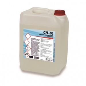 CN-20 DESINCRUSTANTE ÁCIDO, Limpia, desodoriza, higieniza y desincrusta en frío. Especial para urinarios y WC