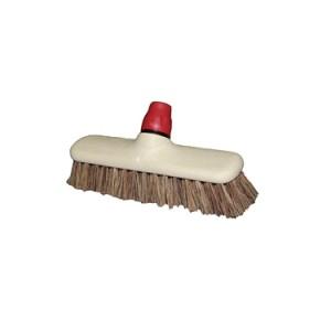 PALMIRA/TAMPICO, Cepillo de fibra vegetal dura (23 cm) para fregar superficies lisas o rugosas