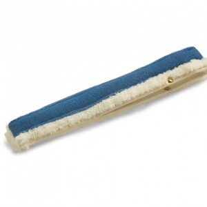 RECAMBIO MOJADOR ABRASIVO, Recambio mojador de tejido mixto con broche. Con buen poder detersivo ideal para limpieza rápida, elimina la suciedad mayor. Disponible en tamaños 25, 35 y 45 cm