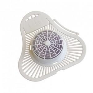 KLEEN-SCREEN URINARIOS, Pantalla para urinarios que garantiza la higiene dejando buen olor y evita atascos de papel, colillas, etc