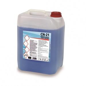 CN-21 LIMPIADOR ANTICAL ASEOS, Limpia y elimina restos de cal y jabón. Devuelve el brillo original a las griferías