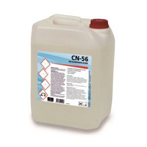 CN-56 DECALAMINANTE ÁCIDO, Eliminador suave de materias inorgánicas. Baja espuma
