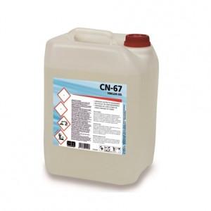 CN-67 VERCLOR GEL, Desengrasante higienizante muy concentrado con base de hipoclorito sódico