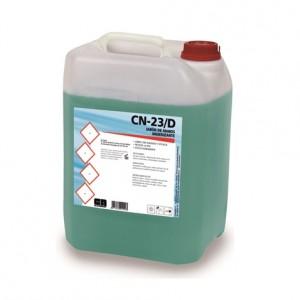 CN-23D GEL HIGIENIZANTE, Gel higienizante para el lavado de manos en industria alimentaria