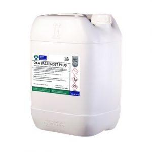 OXA BACTERDET PLUS, Detergente desinfectante de amplio espectro. Con registro Sanitario