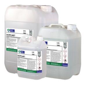 ACRYLNET, Limpiador específico para superficies de metacrilato